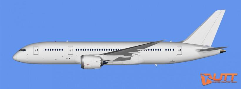UTT AI Boeing 787 Dreamliner