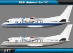 Antonov An-140 Ukrtransleasing