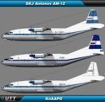Antonov An-12 KnAAPO