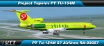 Tupolev TU-154M S7 Airlines RA-85687