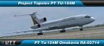 Tupolev TU-154M Omskavia RA-85714