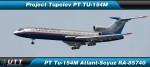 Tupolev TU-154M Atlant-Soyuz RA-85740
