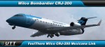 Bombardier CRJ-200 Mexicana Link