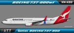 Qantas Boeing 737-800wl VH-VZO
