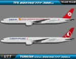Turkish Airlines Boeing 777-300ER TC-JJC & TC-JJE