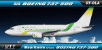 Mauritania Airways Boeing 737-500 5T-CLA