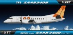 Eznis Air SAAB 340B Fleet