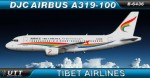 Tibet Airlines Airbus A319-100 B-6436