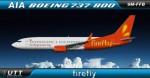 Firefly Boeing 737-800w 9M-FFB