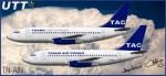 Trans Air Congo Boeing 737-200 TN-AIN