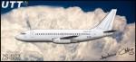 Star Air Cargo Boeing 737-200 ZS-SSZ