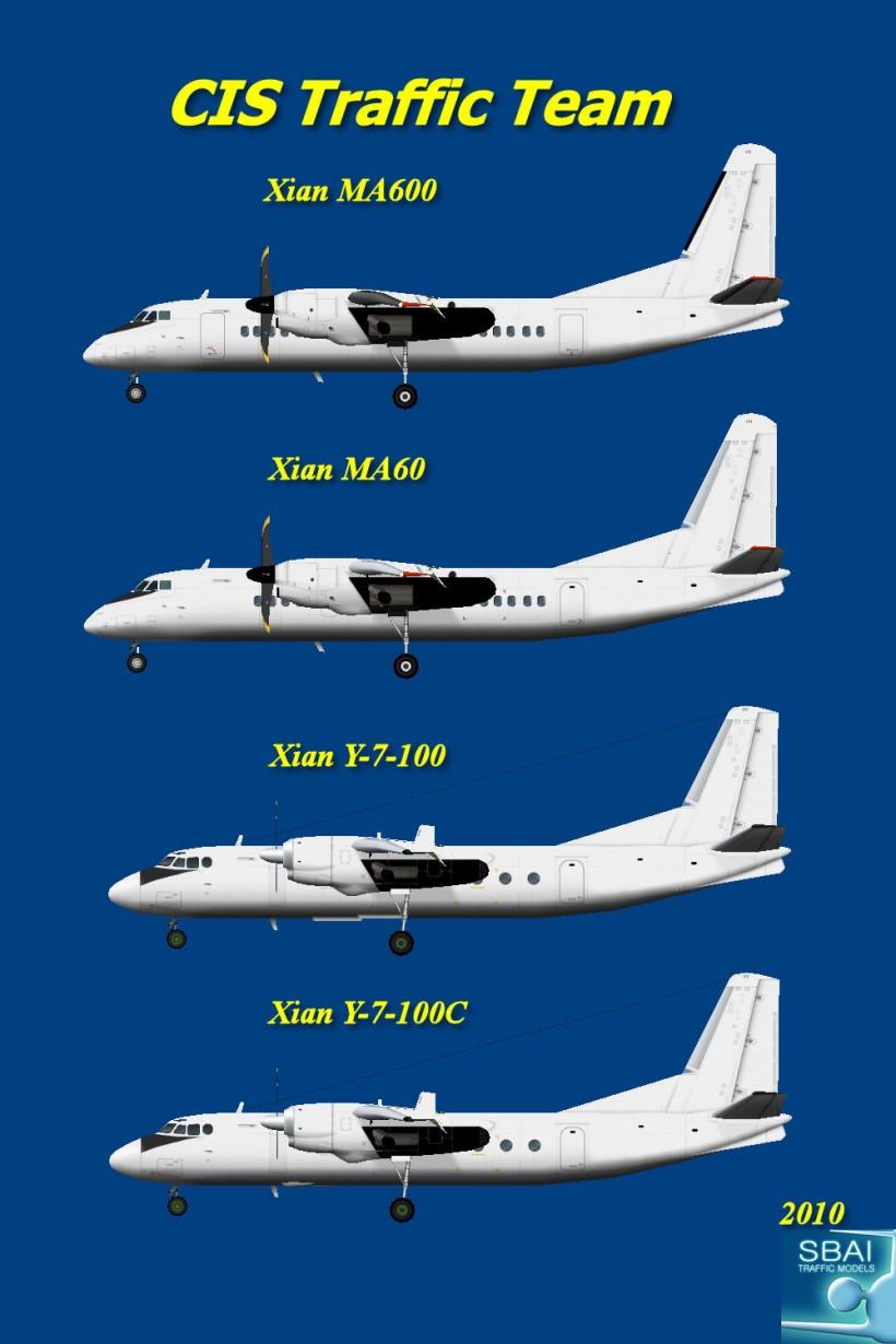 SBAI AI Xian fleets