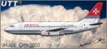Air Malta Boeing 737-200 9H-ABF