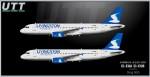 Livingston Airbus A320-200 EI-EUA & EI-EUB