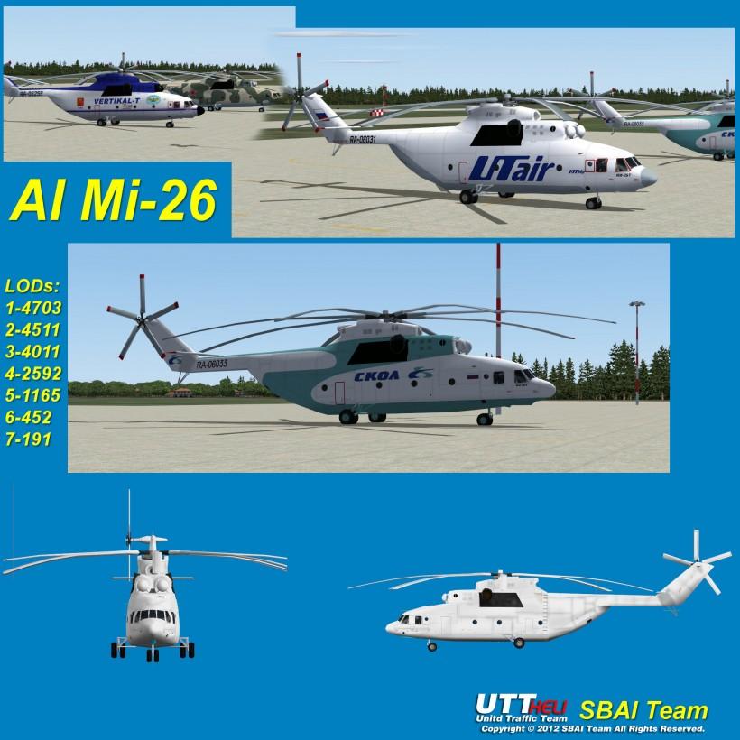SBAI AI Mi-26
