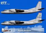 South Airline Antonov AN-24RV (Ukraine)