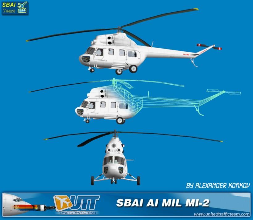 SBAI AI MIL Mi-2