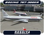 Rossiya Airlines Boeing 767-300 - EI-EAR *FIXED*