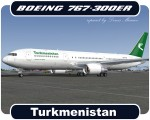 Turkmenistan Boeing 767-300 - EZ-A700