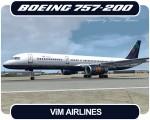 VIM Airlines Boeing 757-200 - EI-LTA