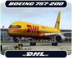 DHL Air Boeing 757-200 - G-BIKO