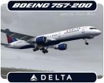 Delta Boeing 757-200 - N722TW
