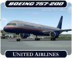 United Airlines Boeing 757-200 - N584UA