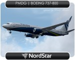 Nordstar Boeing 737-800 - VQ-BDO
