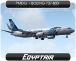 Egyptair Boeing 737-800 - SU-GCZ