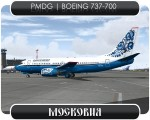Moskovia Boeing 737-700 - VQ-BDI