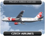 Czech Airlines Airbus A320 - OK-GEA
