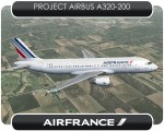 Air France NC Airbus A320 - F-GFKM