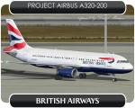 British Airways Airbus A320 - G-EUUH
