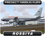 Rossiya Airlines Airbus A319 - VP-BIU