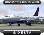 Delta Airlines Airbus A319 - N349NB