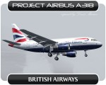 British Airways Airbus A318 - G-EUNA