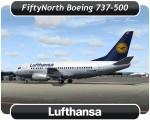 Lufthansa Boeing 737-500 - D-ABIN