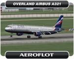 Aeroflot Airbus A321 - VP-BQR