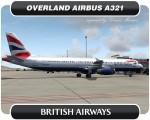 British Airways Airbus A321 - G-EUXM