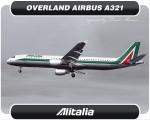 Alitalia Airbus A321 - I-BIXR