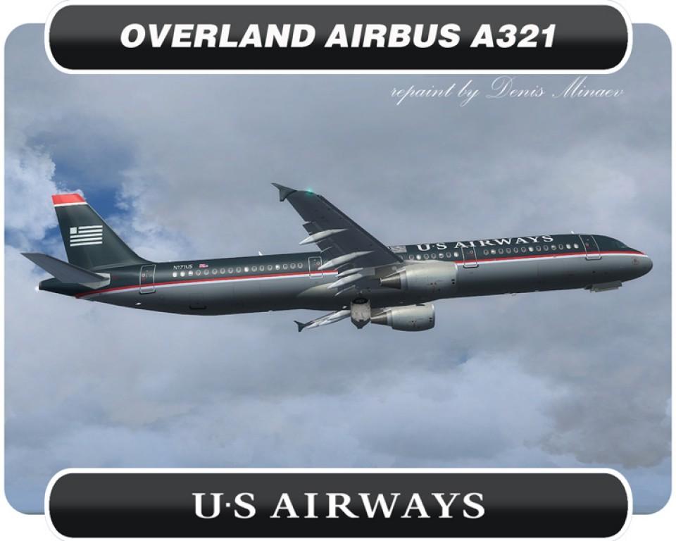 US Airways Airbus A321 - N171US