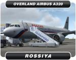 Rossiya Airbus A320 - VQ-BDY