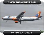 Wind Jet Airbus A320 - EI-DNP
