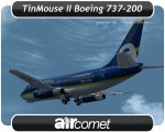 Air Comet Chile Boeing 737-200 - CC-CFD