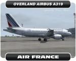 Air France Airbus A319 - F-GRXL