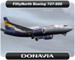 Boeing 737-500 Donavia - VP-BYU