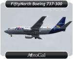 AeroGal Boeing 737-300 - HC-CGS