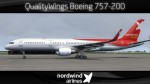 Nordwind Airlines Boeing 757-200 - VQ-BKE