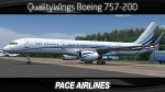 Pace Airlines Boeing 757-200 - N801DM