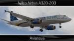 Avianova Airbus A320-200 - EI-EEI
